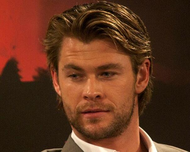 "Chris Hemsworth fra Austrialia er blant annet kjent for hovedrollen i ""Thor"" og  ""Thor: The Dark World"", og som Formel 1-føreren James Hunt i ""Rush"" . Foto: Melinda Seckington/Wikimedia Commons"